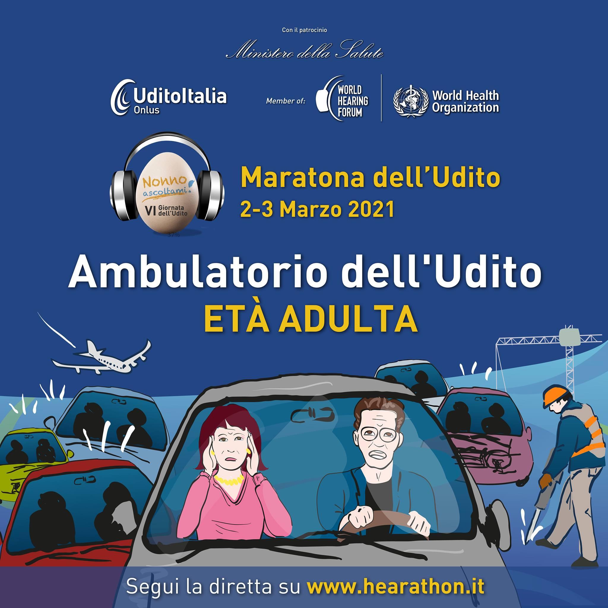 L'ambulatorio dedicato all'età adulta.