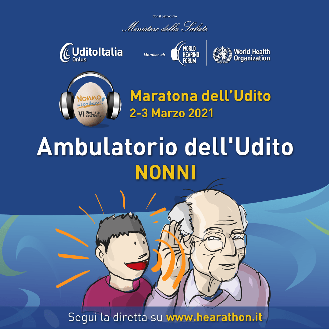Ambulatorio dell'Udito – Anziani